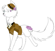 .:October Creature Exchange - fashionrox669:. by KitsuneFlame78