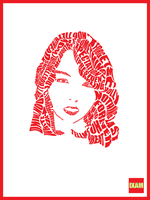 Bang Minah - Girl's Day Minah Typography by ixam5045