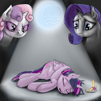 Commission: Fallen Hope by SilFoe