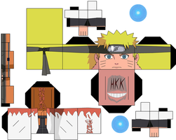 hokage naruto by hollowkingking