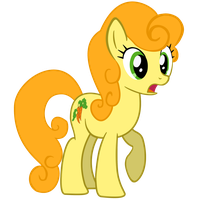 Carrot Top vector by longsummer