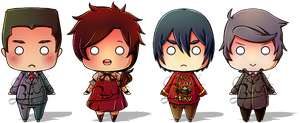 [Gift Requests] Holiday Chubbi Batch by chemicaRouge