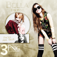 Bella Thorne PNG Pack (41) by ForeverDemiLovato