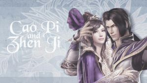 Cao Pi and Zhen Ji by NighterDesignVN