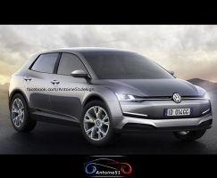 Volkswagen Golf X ? by Antoine51