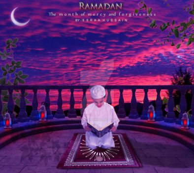 Ramadan is the month of mercy and forgiveness by 2meratezamani
