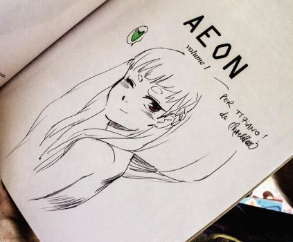 AEON's Event 06 by ShiroiNekosArt