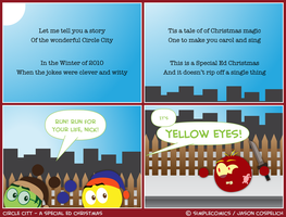 CC386 - A Special Ed Christmas 1 by simpleCOMICS