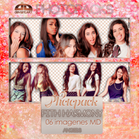 Photopack PNG Fifth Harmony by AngiTatata