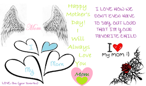 Mothers Day by MCRmysolider4life