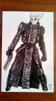 Special Edition NYC 2015 - Trigun Commission by NewYorkVash