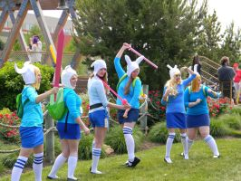 Colossalcon 2013 - Adventure Time Alternate by EndOfGreatness
