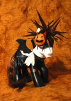 MLP: Halloween Sora by Fjodor
