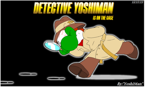 Detective YM by YoshiMan1118