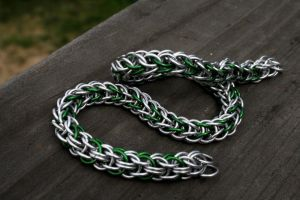 Persian Chainmail1 by Ichi-Black