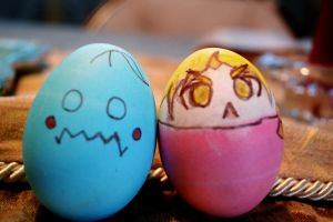 Happy Easter: the Elric Bros by Stormthecat
