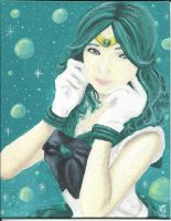 Sailor Neptune by Wings2flywithice