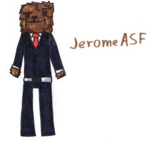 JeromeASF by YouCanDrawIt
