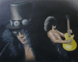 Slash by JeffEvans