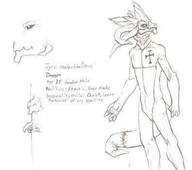 Jyro ref sheet, for now by Jyrothewingless