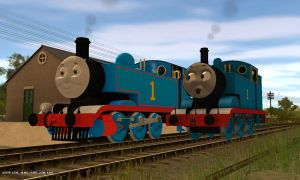 Day out with Thomas'? by Knapford-Productions