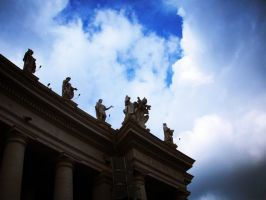 St. Peter's Square by mariapaulina
