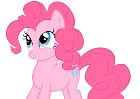 Pinkie Pie by Rousetta