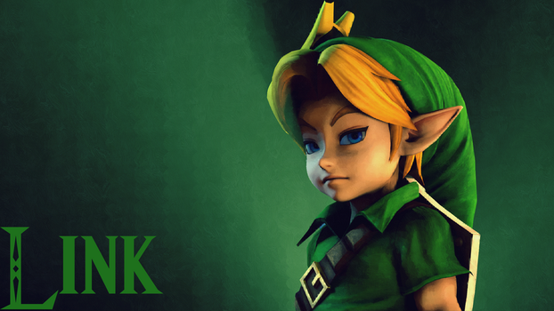 Young Link by ShushiKillers