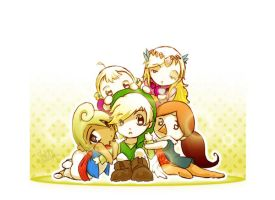 Links Harem by Slush-A