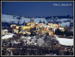 ROSORA (AN) - UNDER THE SNOW by MarcoLorenzetti