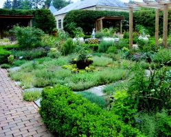 Herb Garden I by MadGardens