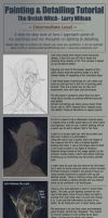 Painting And Detailing Tutorial - The Orcish Witch by LarryWilson