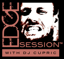 EDGE SESSION LOGO by CupricRouter