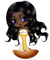 Lottery Prize : Sassine by M0onQueen