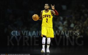 Kyrie Irving 2 Cleveland Cavaliers by namo,7 by 445578gfx