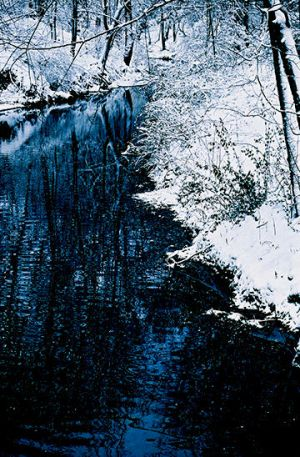 The River Styx in The Winter