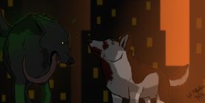 :Request: L4D Wolves by Decker-Matty