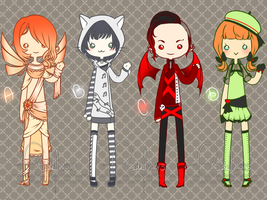 Adopts Batch 04 -CLOSED- by Adelites