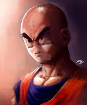 Krillin Plus video by Mark-Clark-II