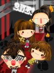 2ne1 - Fire by milkystep