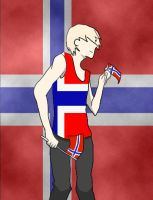 Norway Dancey Dancey by Vibrating-Piggies