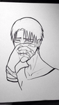 Levi Ackerman | Doodle by iFell-intoTheSky