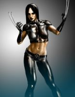 X23 Revised by Fieryermine
