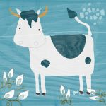 Farm Animals - Cow by hockeychick