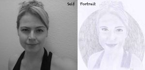 Soph Laugh Self-Portrait Contest by SophlyLaughing