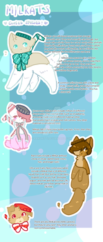 Milkats Species Reference by raikukitti