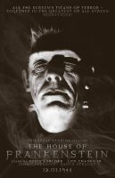 The House of Frankenstein-1944 by 4gottenlore