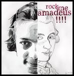 rock me amadeus. by galeya