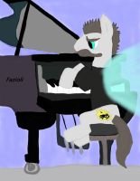 My Bf Oc Play Piano by daylover1313