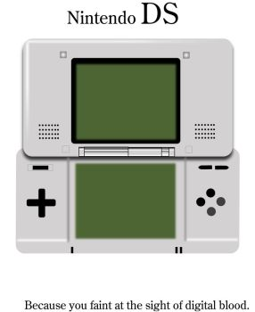 Nintendo DS by ffc-Squall